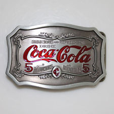 Coca Cola Belt Buckle