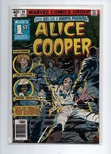 Marvel Comics Alice Cooper