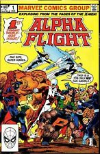 Marvel Comics Alpha Flight
