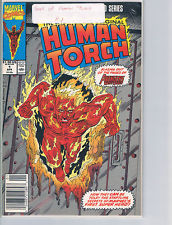 Marvel Comics Human Torch