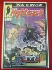 Marvel Comics Nightmask