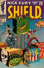 Marvel Comics S.H.I.E.L.D.