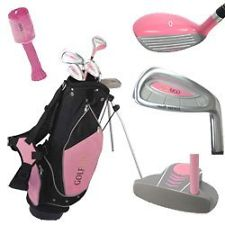 New Golf Clubs Girls