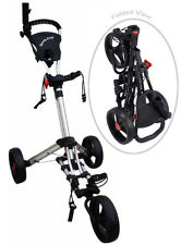 New Golf Push Carts