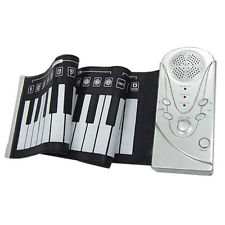 Flexible Roll-up Electronic Keyboards