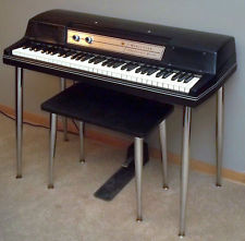 Wurlitzer Electronic Keyboards