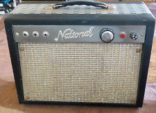 National Guitar Amp