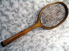 Antique Tennis Rackets