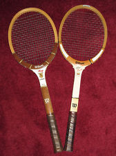 Billie Jean King Tennis Rackets