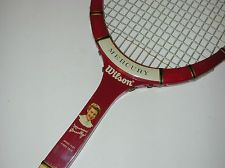 Maureen Connolly Tennis Rackets