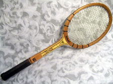 Wooden Tennis Rackets