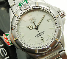 Tag Heuer Vintage Watches