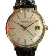Tiffany Vintage Watches