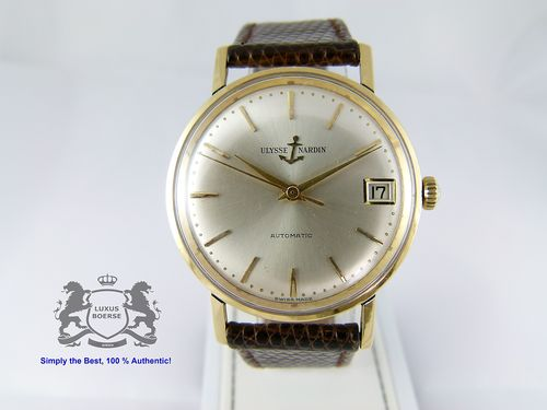 Ulysse Nardin Vintage Watches
