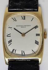 Vacheron Constantin Vintage Watches